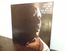 """LP 12"""" GROOVE HOLMES - I'm in the mood for love - NM/EX - FLYING DUTCHMAN - US"""