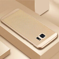 For Samsung Galaxy S8 Plus Note 8 Hybrid Breathable Mesh Shockproof Cover Case