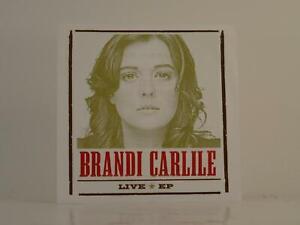 BRANDI CARLILE THE STORY (D89) 4 Track Promo CD Single Picture Sleeve COLUMBIA