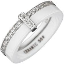 Markenlose Modeschmuck-Ringe aus Keramik für Damen