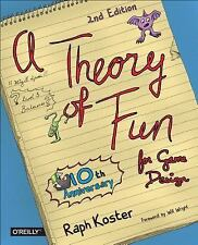 Theory of Fun for Game Design by Raph Koster (2013, Paperback)