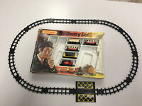 Matchbox Lesney Eisenbahn Zug GIFT SET G2+ SCHIENEN OVP Railway Set Train