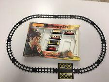 Matchbox Lesney Eisenbahn Zug GIFT SET G2+ SCHIENEN OVP Railway Set Train