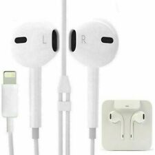 Ecouteur iphone 7 8 Plus X XR XS Max 11 11 Pro IPAD ipad Pro Sans télécommande