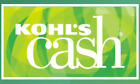 $30 Kohls Cash (6X $5 )  Exp 11/01/21