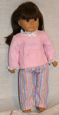 N-handmade pjs fit American Girl and other similar-sized dolls