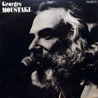 Georges Moustaki. Same. AMIGA/ DDR 1980. NM/ EX