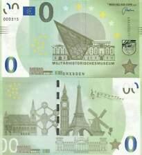 Biljet billet zero 0 Euro Memo - Militarhistorischesmuseum Dresden (025)
