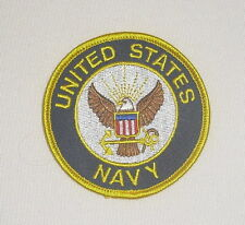 US NAVY Insignia Patch ca.7,5 cm US Army Marine Seals CIS Vietnam NEU