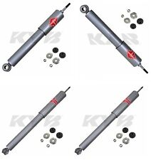 Set of 4 KYB Gas-A-Just Shock Absorbers Front & Rear Fits Econoline E-250 E-350