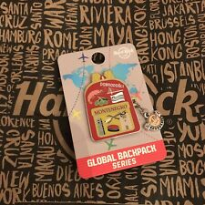 Hard Rock Cafe HRC PODGORICA BACKPACK Lapel Pin Limited Edition Rucksack Serie