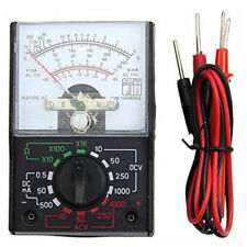 Analog Multimeter Voltmeter Ac Dc Ammeter Ohmmeter Volt Meter Tester Ohmmeter Us