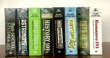 New ListingMgm College Essentials: Complete Set 24 Dvd Collection! Many new/sealed Htf!