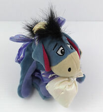 Disney Eeyore Sugar Plum Fairy Bean Bag Plush Mouseketoys Winnie the Pooh NWT