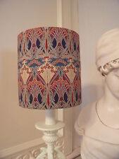 Handmade Drum Lampshade 15cm Liberty Ianthe fabric