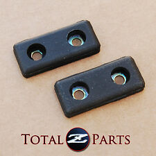 Datsun 240z Hatch Side Rail Rubber Bumpers Pair, 1970-1973 *NOS*