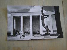 carte postale colleville cimetiere et memorial americain eriges par les soins