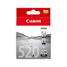 1x ORIGINAL CANON PGI 520 CLI 521 Grey BK/C/M/Y INK CARTRIDGE  Pixma Printer