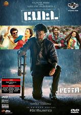 Petta Tamil DVD - Rajanikanth, Vijaysethupath, Simran - Rajani Kanths 2019 film