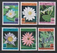 Afghanistan - 1997 Flowers set - CTO (h)