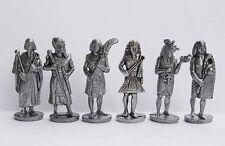 Soldatini kinder figurines en metal Egiziani 40mm ferro