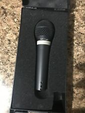 Behringer Ultravoice XM8500 Dynamic Cardioid Vocal Microphone