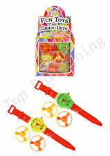 2 Flying Saucer Watches Pinata Toy Kids Gadget Birthday Party Loot Bag Fillers