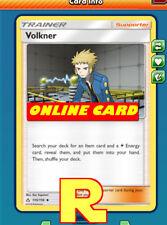 2x Volkner - for Pokemon TCG Online ( DIGITAL ptcgo in Game Card)