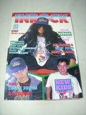 INROCK Japan Music Magazine 1993 Michael Jackson Madonna Bon Jovi