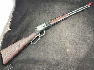 MATTEL WINCHESTER SHOOTIN SHELL RIFLE CAP GUN EXCELLENT CONDITION