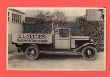 More details for a l selden builder decorator lorry rp pc boxmoor hemel hempstead ref p951