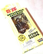 Hasbro 1998 G.I. Joe Classic Collection Action Sailor  Detachable Keychain