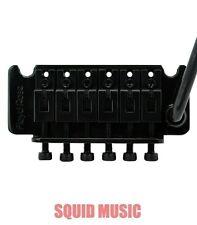 Floyd Rose Black Non-Fine Tuner Tremolo System & R2, R3 or R4 Nut FRTNFTB