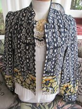 Anthropologie Elevenses Jacket Quilted Sz 6- Perfect Worn Twice!