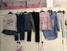 Girls Autumn Clothes Bundle Age 5-6 Years