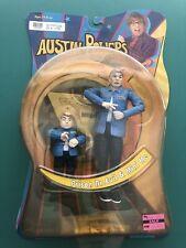 Austin Powers Movie Prison Dr. Evil & Mini Me 6� Mezco Action Figure New In Box