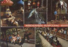 Alte Postkarte - Märchenpark - Ruhpolding-Brand