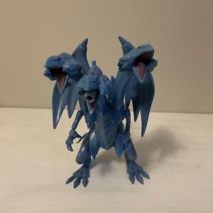 "1996 Yu-Gi-Oh! Blue Eyes Ultimate Dragon 7"" Figure Kazuki Takahashi Mattel"