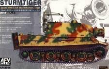 AFV Sturmtiger 38cm RW61 auf Sturmmörser Tiger Ätzteile 1:48 Modell-Bausatz kit