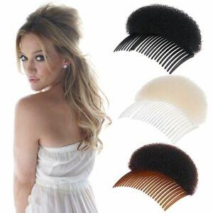 Frisurenhilfe Haar Kissen Haarkissen Volumen Kissen Duttkissen Hair Bun Bumpits