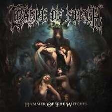 CD musicali metal musical cradle of filth