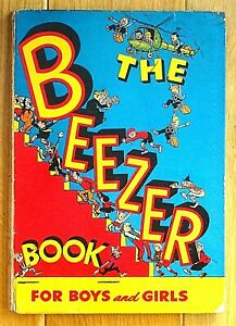 THE (VERY FIRST) BEEZER BOOK 1958, OWNED BY GLENN HUGHES OF DEEP PURPLE !! RARE