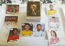 PANINI FIFA 2018 World Cup Russia. Updated 8/12. Pick 10 Stickers from my list