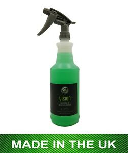 ELKO Vision Glass Cleaner Car Windscreen Cleaner Streak & Mark Free Spray On 1L