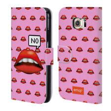 Cover e custodie Per Samsung Galaxy S6 in pelle per cellulari e palmari senza inserzione bundle