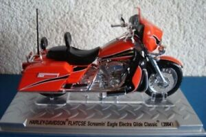 Harley Davidson 2004 Flhtcse Screamin' Eagle Electra Glide C -topmodell 1:24