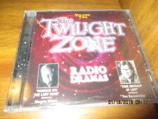The Twilight Zone Radio Dramas Volume 2 CD MARTIN JARVIS TIM KAZARINSKY