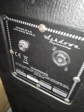Ashdown MAG 414T DEEP 450W 4 ohm Cabinet cassa basso