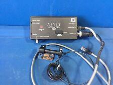 ASYST ADVAN TAG RFID READER ATR-9000 W/SENSOR