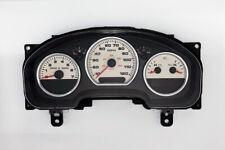 2004 2005 Ford F150 Lariat Speedometer Gauge Cluster 4L34-10849-EN Floor Shift